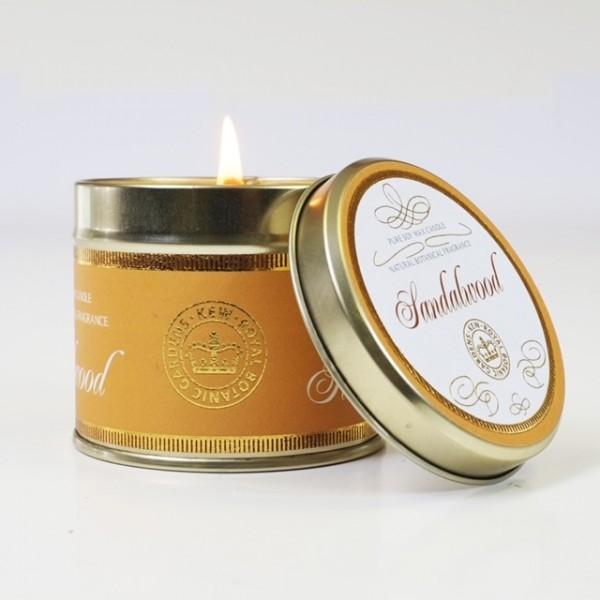 Candle Sandelwood
